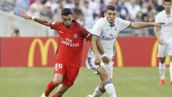 ក្លិបជើងឯកបារាំង PSG  លុត Real Madrid ៣-១ ក្នុងជំនួប ពានរង្វាន់ International Champion Cup (មានវីដេអូ)
